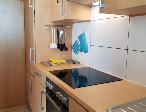 Appartement-laguna-keuken